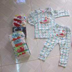set 2 bộ đồ dài carter bé gái [6M-36M]