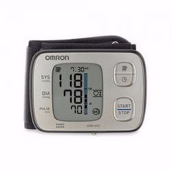 Máy đo huyết áp cổ tay Omron HEM-6221 - HEM-6221