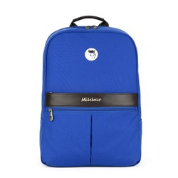 Balo laptop Mikkor The Elvis Backpack Blue