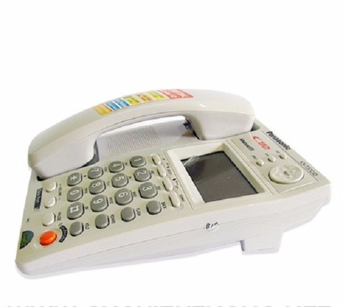 Điện thoại để bàn KX T37 CID 1