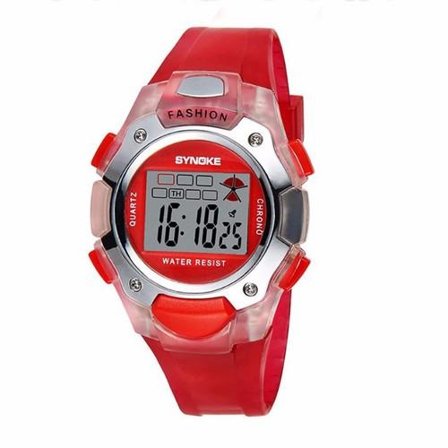 Đồng hồ thể thao trẻ em 99319 Đỏ