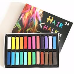Phấn nhuộm tóc tạm thời 24 màu