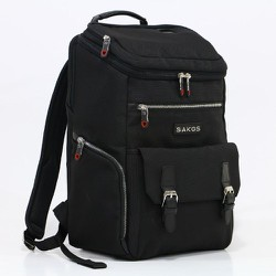 Balo laptop Sakos Manaslu Black