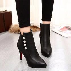 Hàng nhập: Giày cao gót cao cấp sang trọng N061