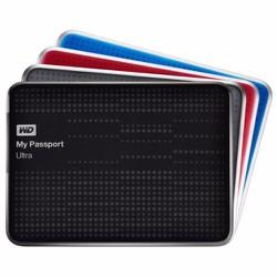 Ổ cứng di động WD My Passport Ultra 1TB đen