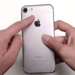 Iphone 7S 2sim mở nắp, lắp khai sim ở trong