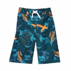 Quần bơi Gymboree màu xanh thể thao - Size 12