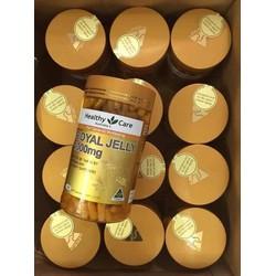 Viên sữa ong chúa Healthy Care Royal Jelly