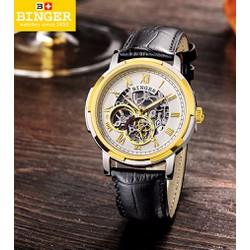 Đồng hồ nam cao cấp Binger đẳng cấp