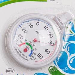 Đồng hồ nhiệt độ độ ẩm Anymeter TH108 - TH108