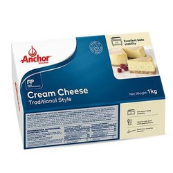 Cream Cheese Anchor New Zealand hộp 1kg