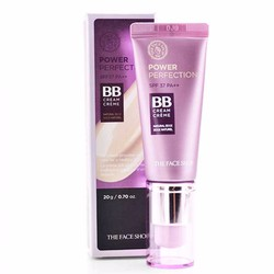 Kem nền The FaceShop Power Perfection BB Cream