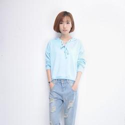hàng nhập quần jean rách nữ QJ45