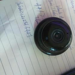 camera wifi siêu nhỏ tự chế kiêm nghe lén quay trộm