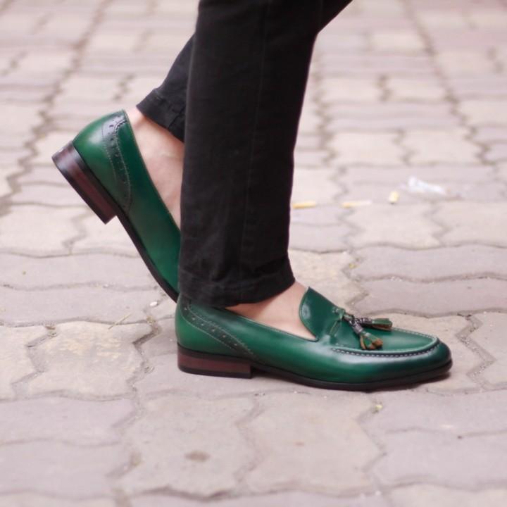 Giày da nam cao cấp 12