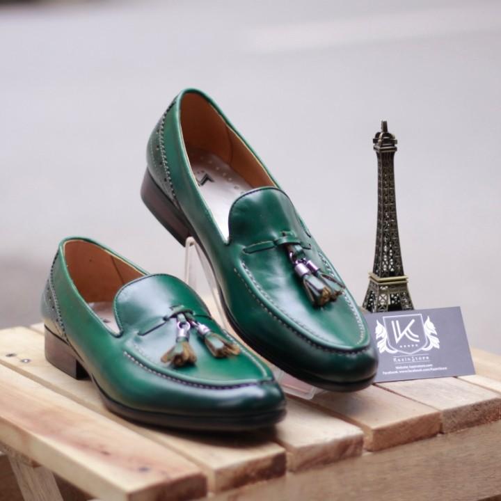 Giày da nam cao cấp 10