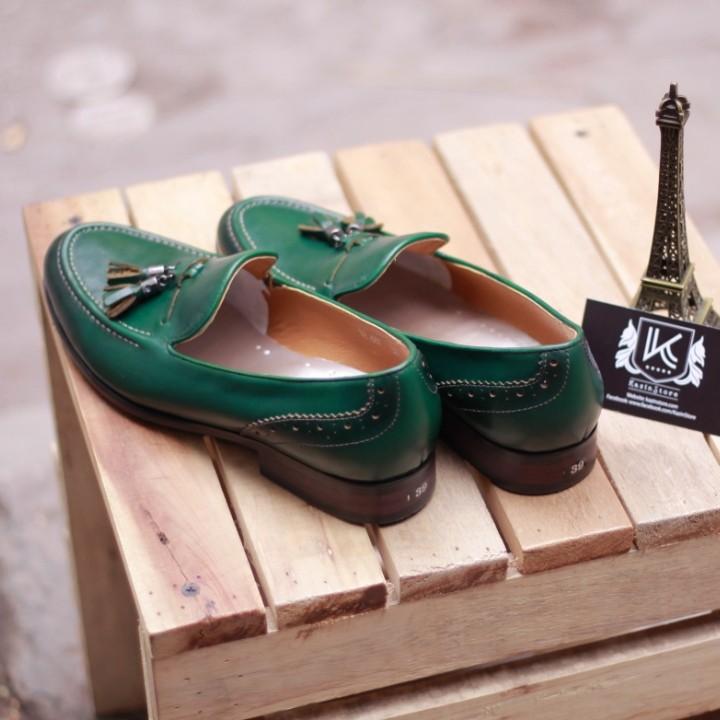 Giày da nam cao cấp 8