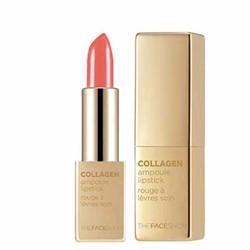 Son The Faceshop Collagen Ampoule Gel Coral 08