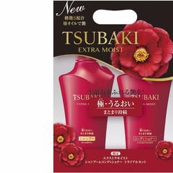 Bộ dầu gội và xả Tsubaki