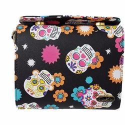 Túi xách nữ sành điệu dạng hộp - GK0012