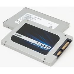 SSD Crucial 256G model 550M