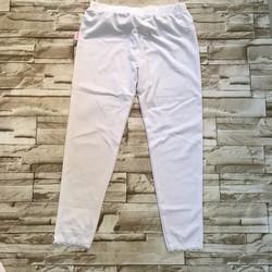 QG67[20-30kg]Quần legging dài màu trắng