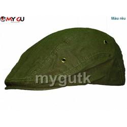 Nón bê rê M162 - Màu rêu