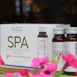 Nucos Spa giá rẻ 1.500.000 giúp da trắng sáng, ngăn lão hóa, trị nám