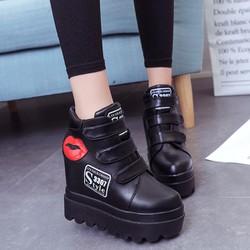 Giày nữ nâng đế cao cấp phong cách thời trang Hàn Quốc - SG0371