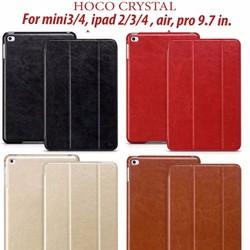 Bao Da iPad mini 1,2,3 Hoco Crystal chính hãng
