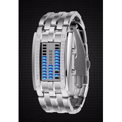 Đồng hồ SK970 led 3 cột đèn thể thao