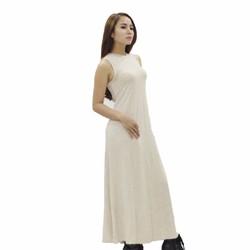 Đầm suông cổ tròn trơn VNXK siêu chuẩn YOYO