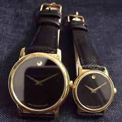 đồng hồ đôi chính hãng máy nhật nhập khẩu mã MD02