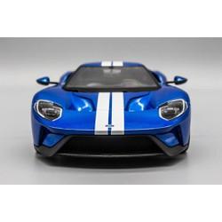 Xe Mô Hình Ford GT 2016 1:18 MAISTO Xanh