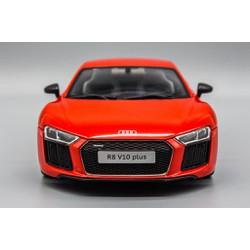Xe Mô Hình Audi R8 1:18 MAISTO Đỏ