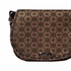 Túi xách nữ chất liệu dù cao cấp có dây đeo chéo - GK0009