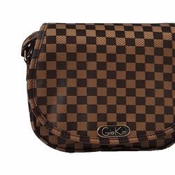 Túi xách nữ chất liệu dù cao cấp có dây đeo chéo - GK0007