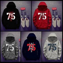 Áo khoác nam hoodie số 78