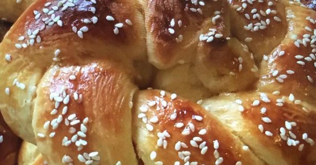 Bánh mì hoa cúc Harrys Bioche Pháp 515g 1