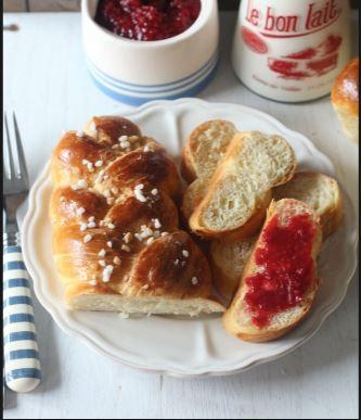 Bánh mì hoa cúc Harrys Bioche Pháp 515g 4