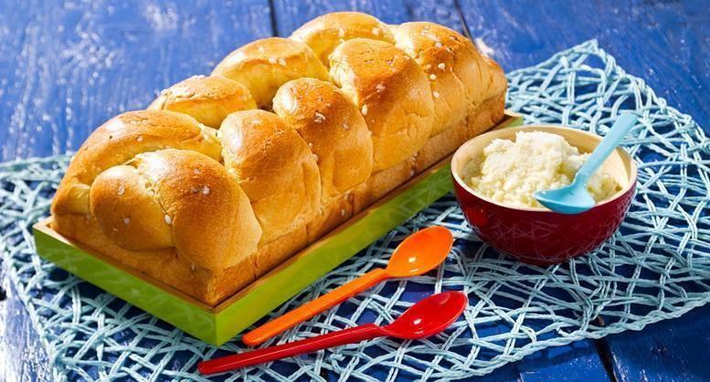 Bánh mì hoa cúc Harrys Bioche Pháp 515g 6