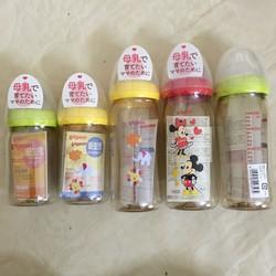 Bình sữa Pigeon nội địa Nhật Bản 240ml