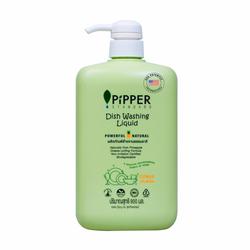 Nước rửa chén tự nhiên PiPPER STANDARD hương chanh 900 ml
