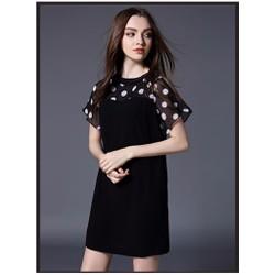 Hàng nhập: Đầm suông họa tiết đẹp  N237