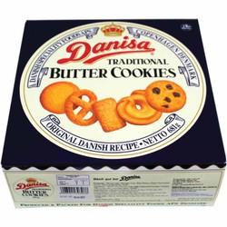Bánh quy Danisa - Hộp thiếc 681g