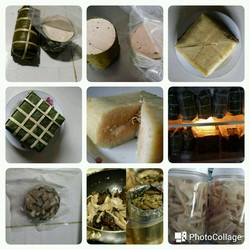 Bánh Chung_Cha  Lụa _Gio Thu
