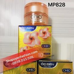 Kem dưỡng trắng da trị mụn nám ốc sen OHIO-MP828
