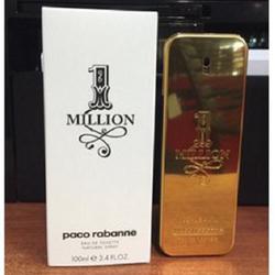 Nước hoa nam Tester PACO RABANNE One Million EDT 100ml - NH248