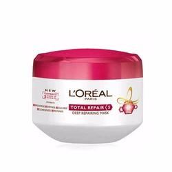 Kem ủ phục hồi tóc hư tổn Loreal Paris Elseve Total Repair 5 200ml