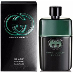 Chính Hãng - Nước hoa nam Guilty Black Pour Homme EDT 90ml - NH381